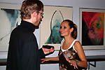 Antonín Krása dělá rozhovor s Monikou Absolonovou